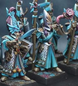 High Elves Seaguard