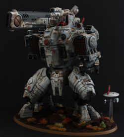 Stormsurge in Battle