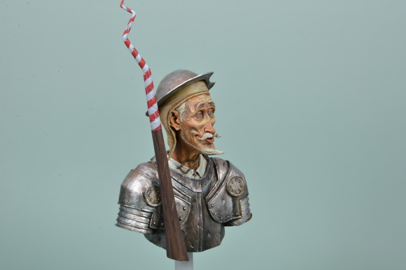 that old man, Don quixote