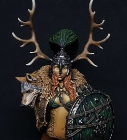 Herne The Huntress