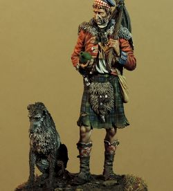 Highland Veteran and friend