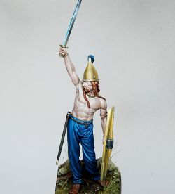 Celtic Warrior 3rd century b.c