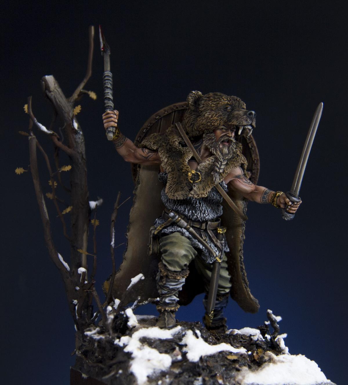 Viking-Berserker by Aleksandr_Bodrikov · Putty&Paint  Viking Berserker