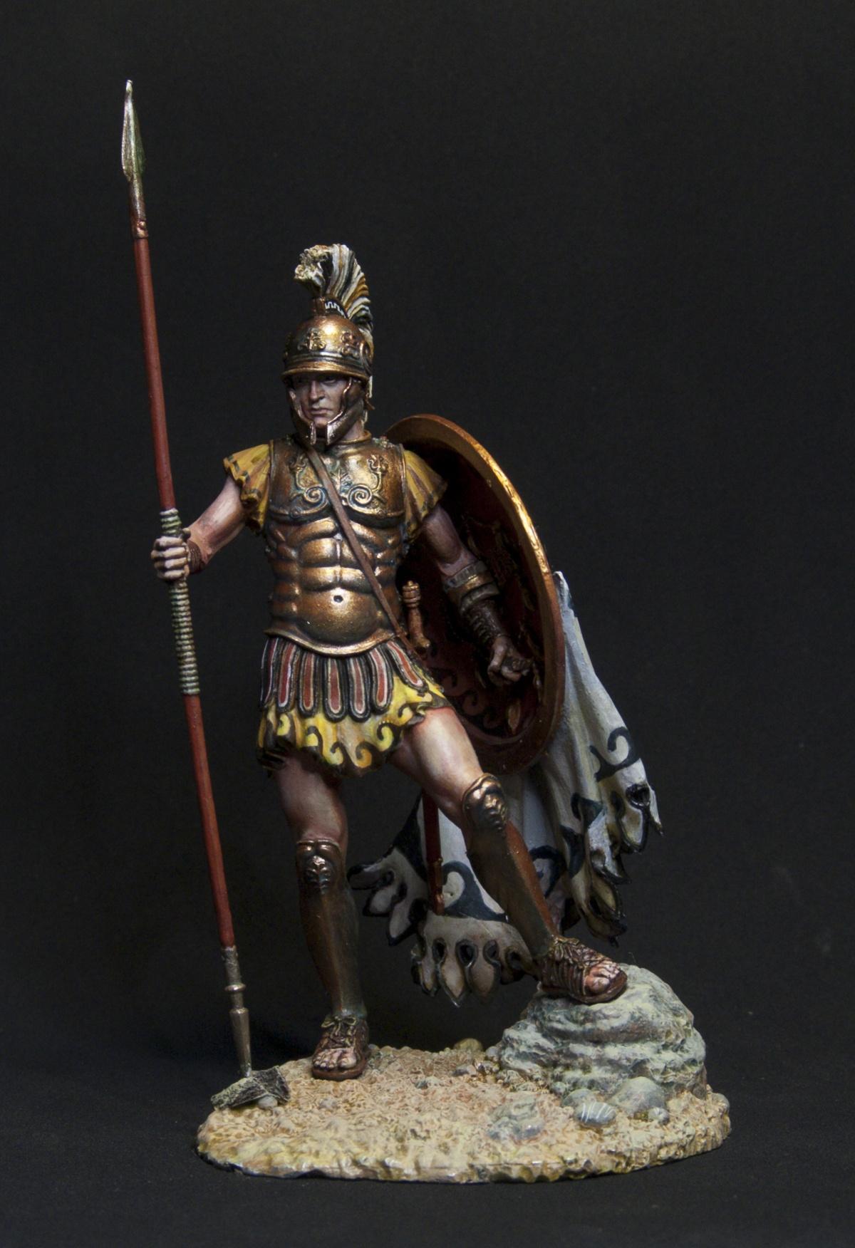 Greek Hoplite Oxo Kod Putty Amp Paint