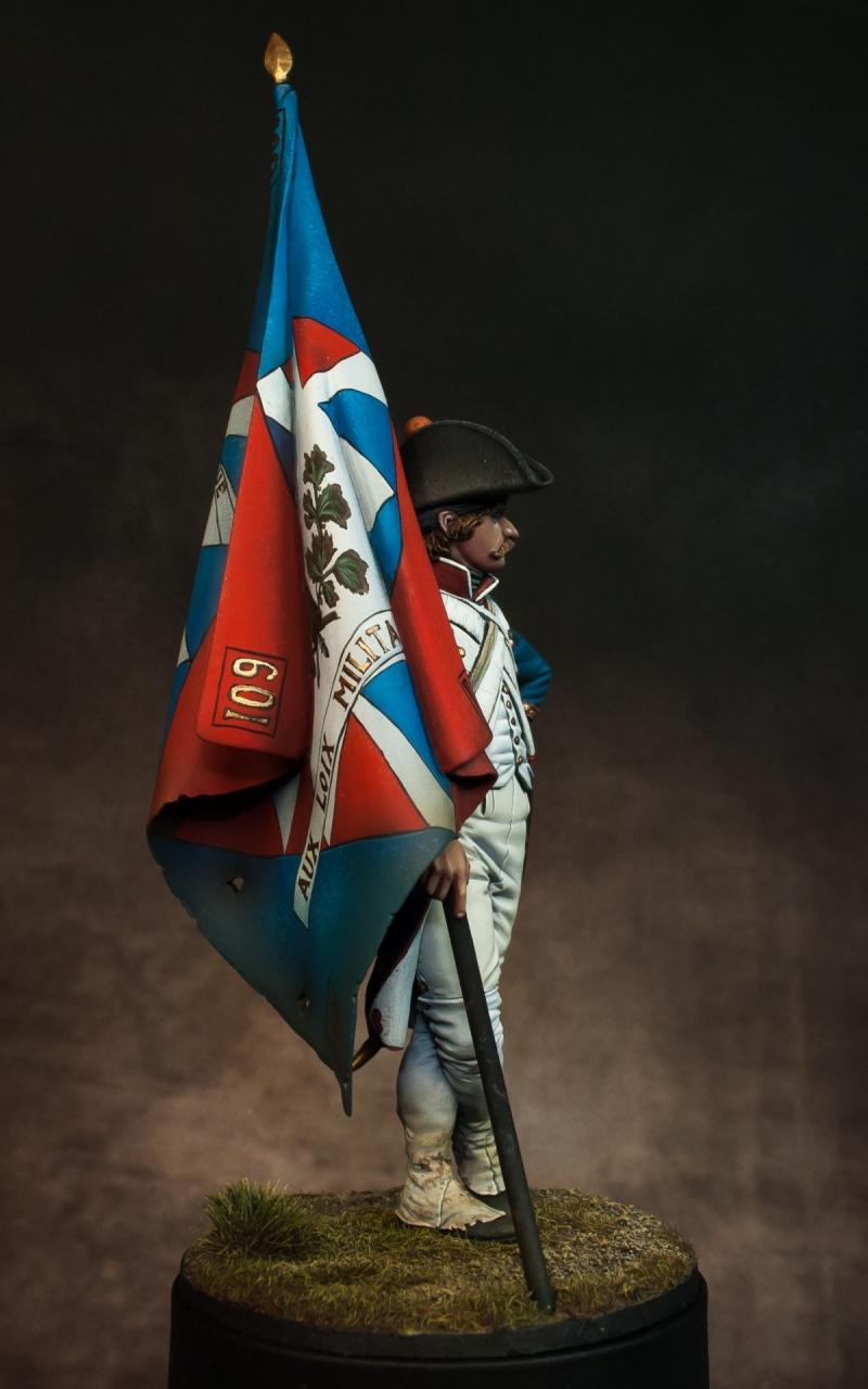French Revolutionary Standard Bearer