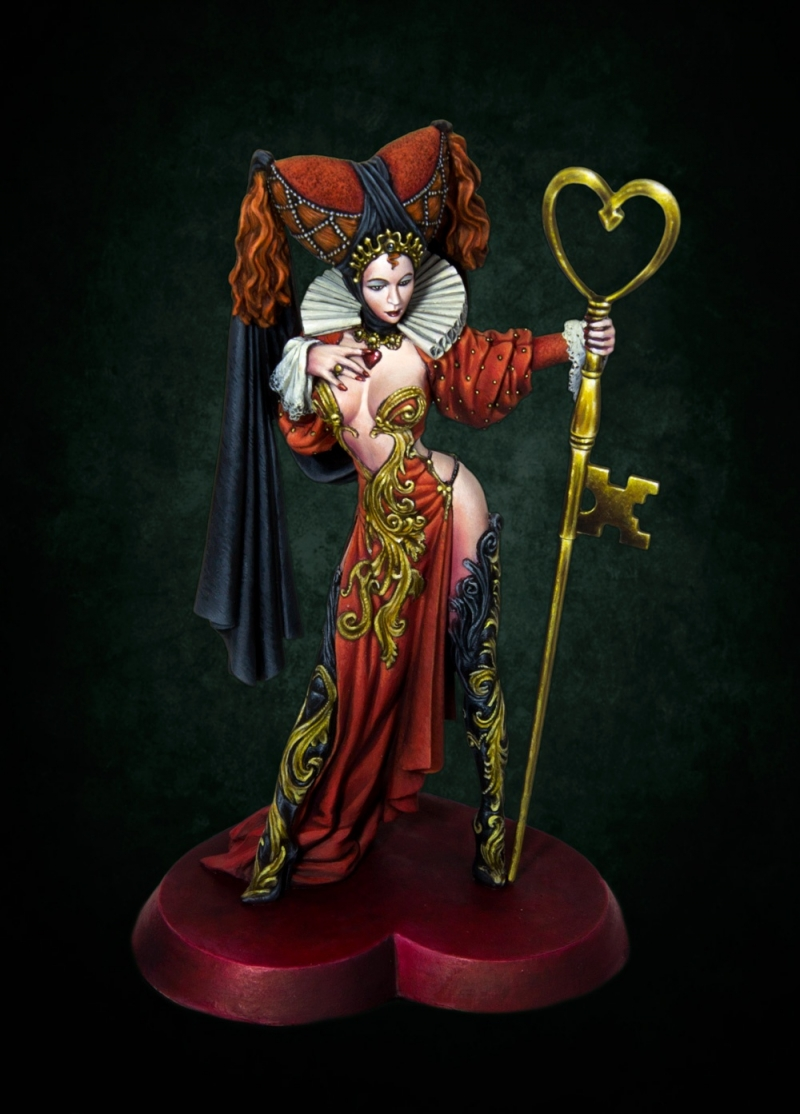 RUBINA, Queen of Hearts (Kimera Boxart)