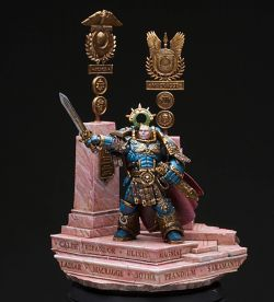 Roboute Guillaume - Primarch of the Ultramarines