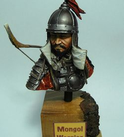 Mongol Warrior C.1220AD