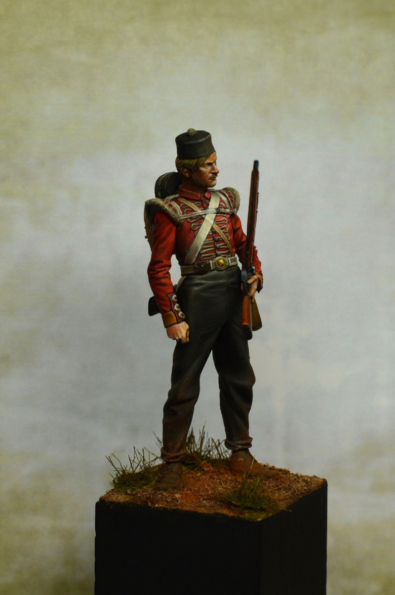 30th regiment of foot, Crimea 1854