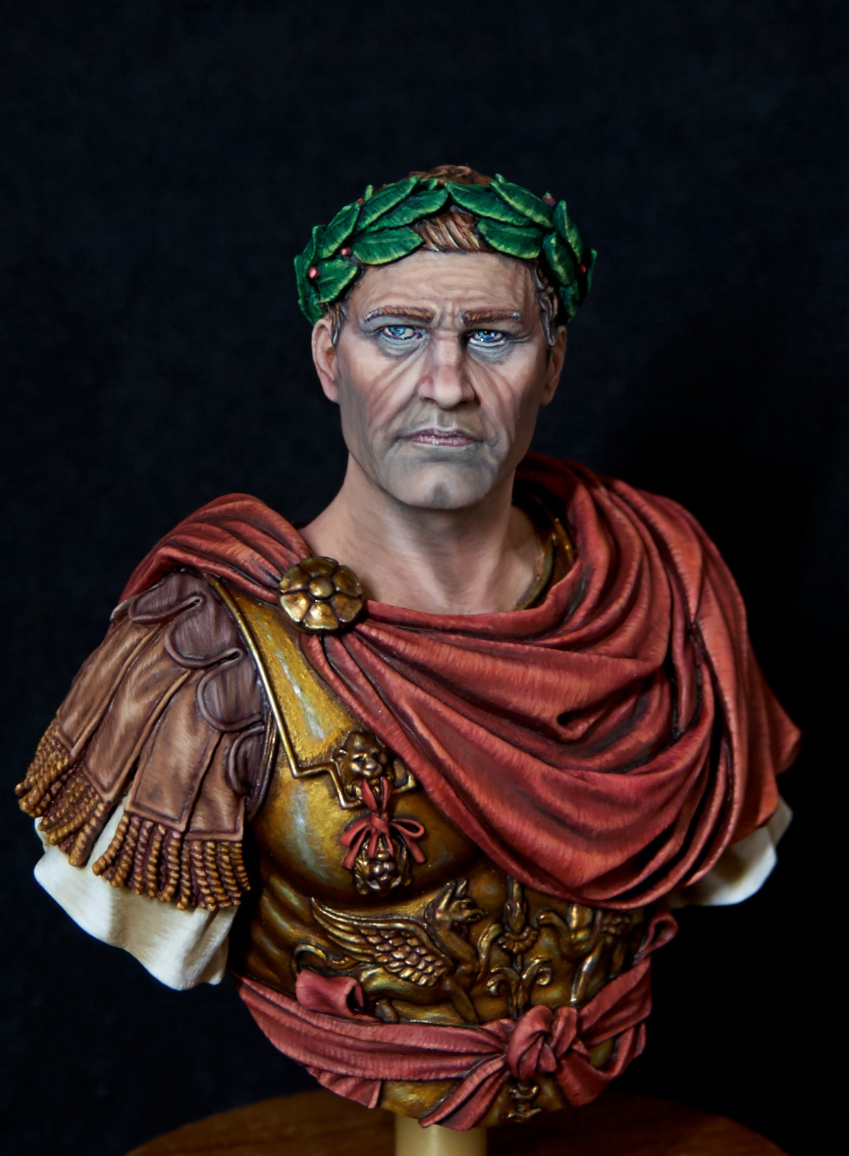 How Much Is A Paint Job >> Julius Caesar by Richard Sharp · Putty&Paint