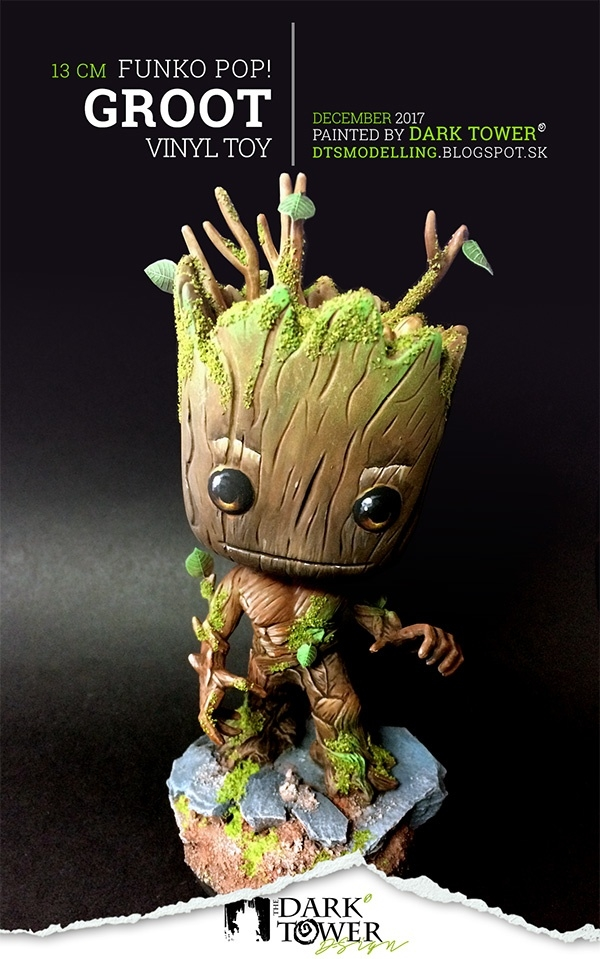 Baby Groot (Funko POP! Vinyl Toy)
