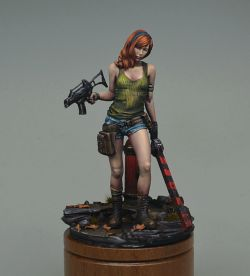 Battle Chick - Nocturna Models