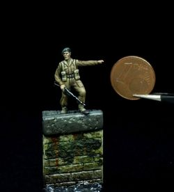 Royal Marines 40 Commando NCO - 1/72