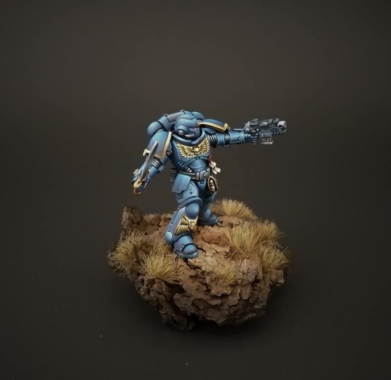 Primaris Space Marine