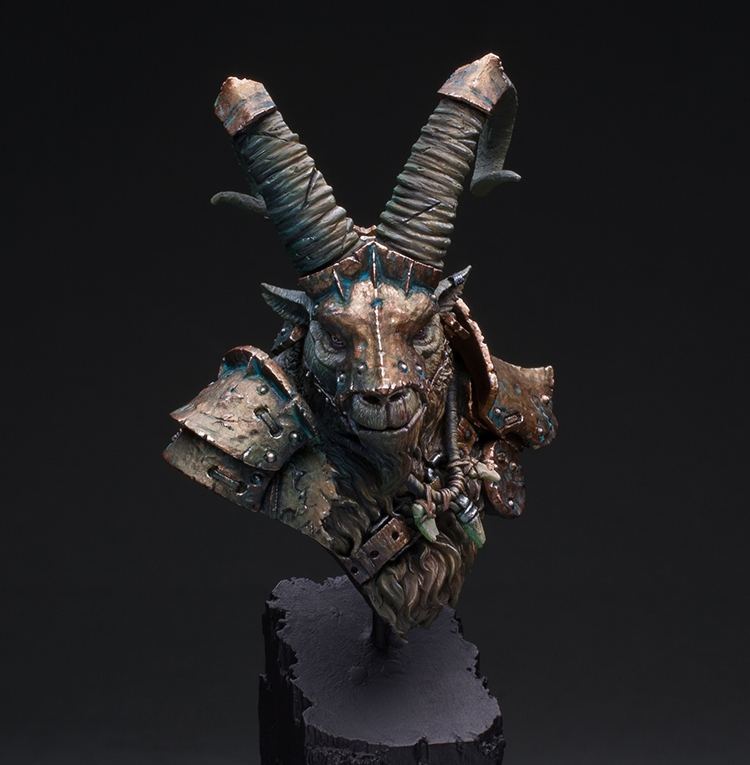 Sha´un Ram Tribe Warrior V2