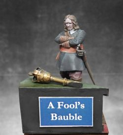 Oliver Cromwell - A Fool's Bauble