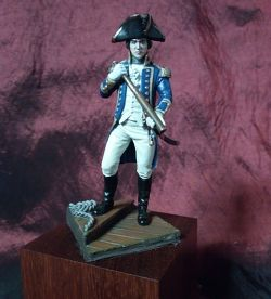 Royal Navy Officer 1795 - 1812