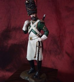 Sapper, Dragoons of the Guard 1810