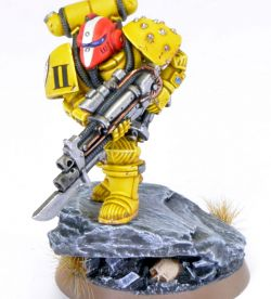 30th Anniversary Space Marine