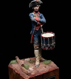 Florida infantry drummer at Pensacola