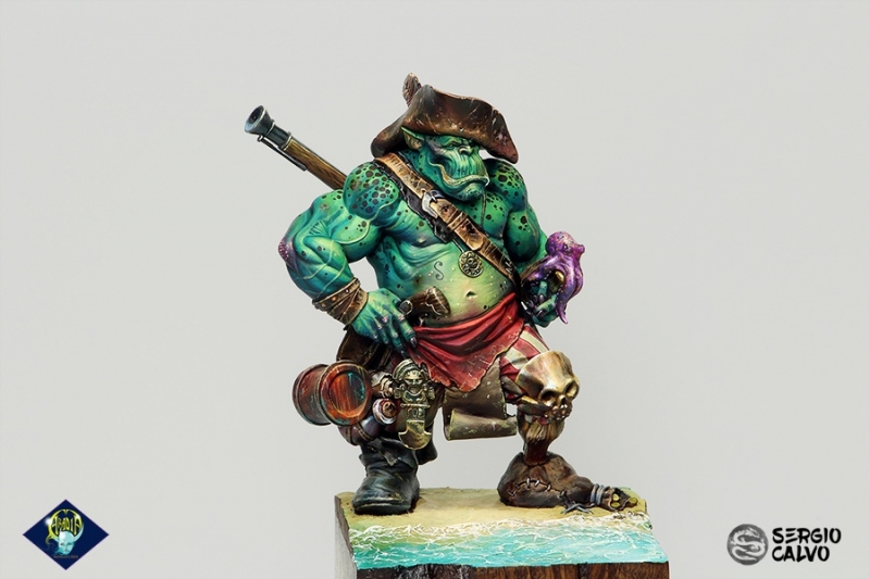 Dzhur-ghul the robber ( Orc )