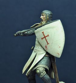 Templar Knight - Fall of Acre