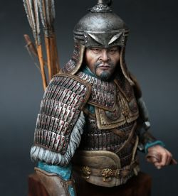 Mongol Warrior