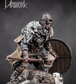 VIking Warrior-Wolf hunter