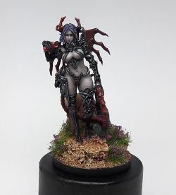 Kingdom Death Dark Paladin