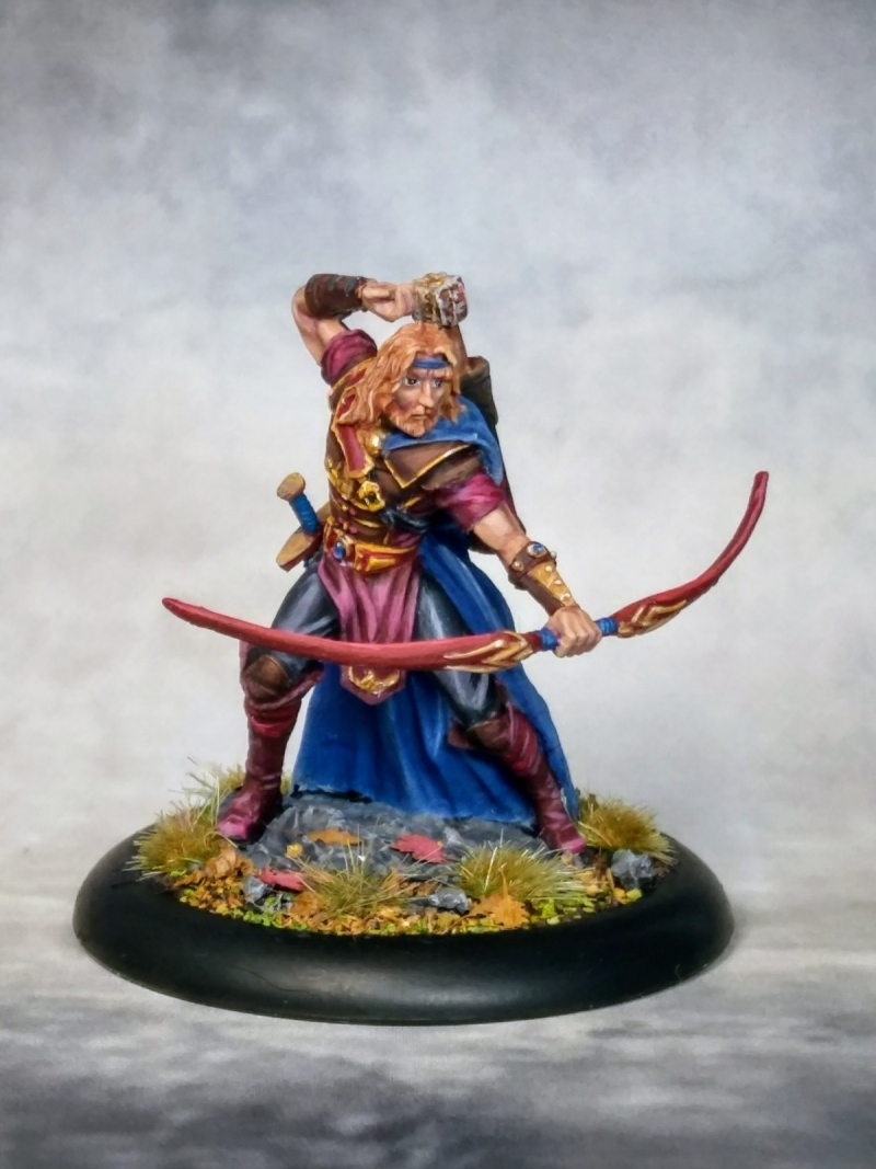 Dark Sword Miniatures Male Ranger By Minidust82 183 Putty Amp Paint