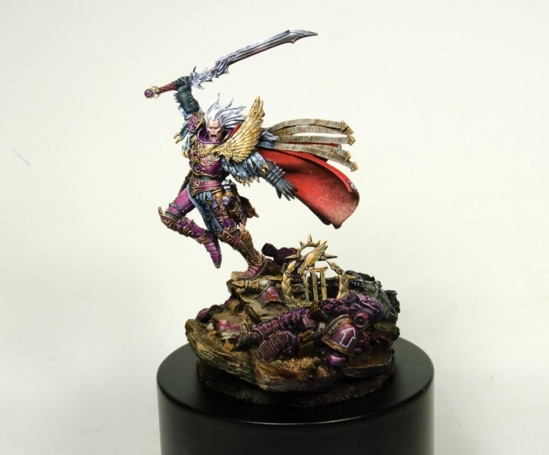 Fulgrim, Primarch of the 3rd legion