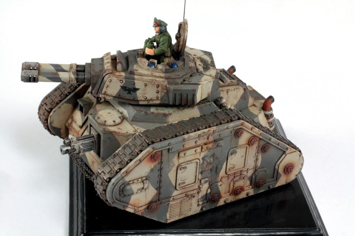 leman russ battle tank by piotr milc  u0026quot phoenix miniatures