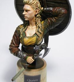 Queen Largetha, Viking Sheildmaiden
