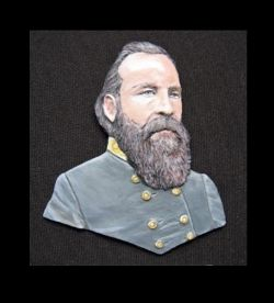 Lt. General James Longstreet. C.S.A