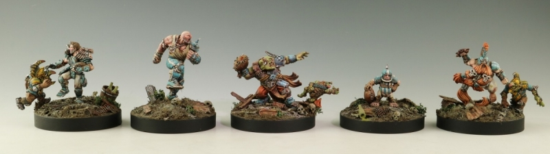 Blue Chips All Star Bloodbowl Team