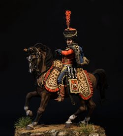 Capitan of 6th Hussars