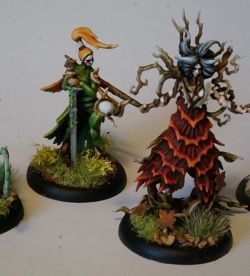 Malifaux Autumn's Knights