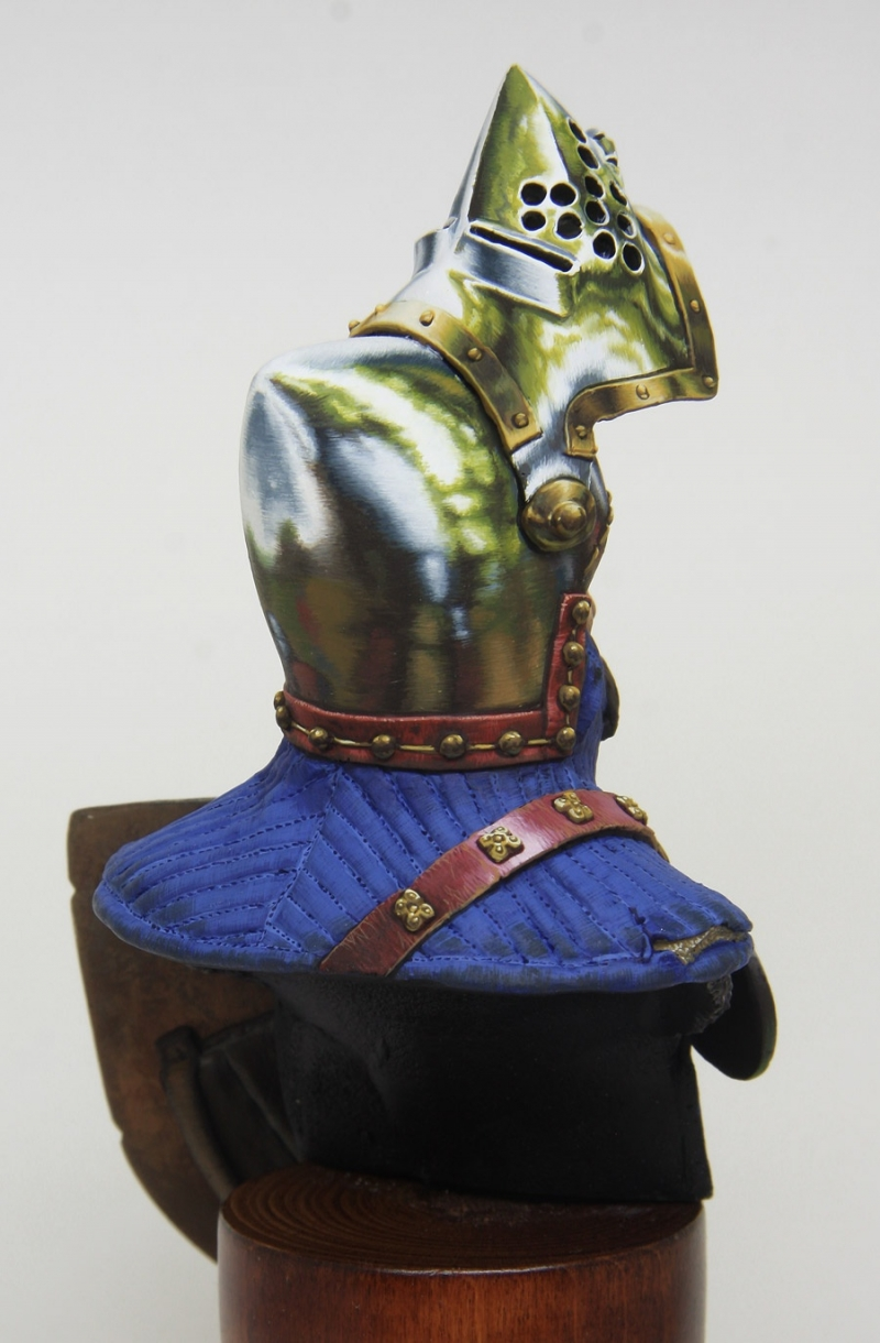 Sir Nicolas the Unclear, blue knight of spring 1\10