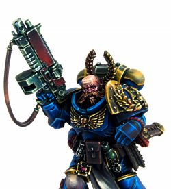 Ultramarines Captain Gregorius