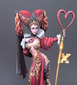 Rubina, Queen of Hearts
