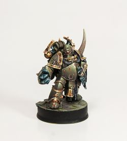 Warhammer 40k Death Guard Champion