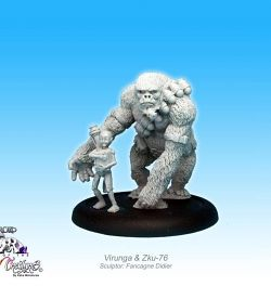 ViRunga & Zku-76 Miniatures
