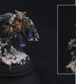 SpaceWolf Lord