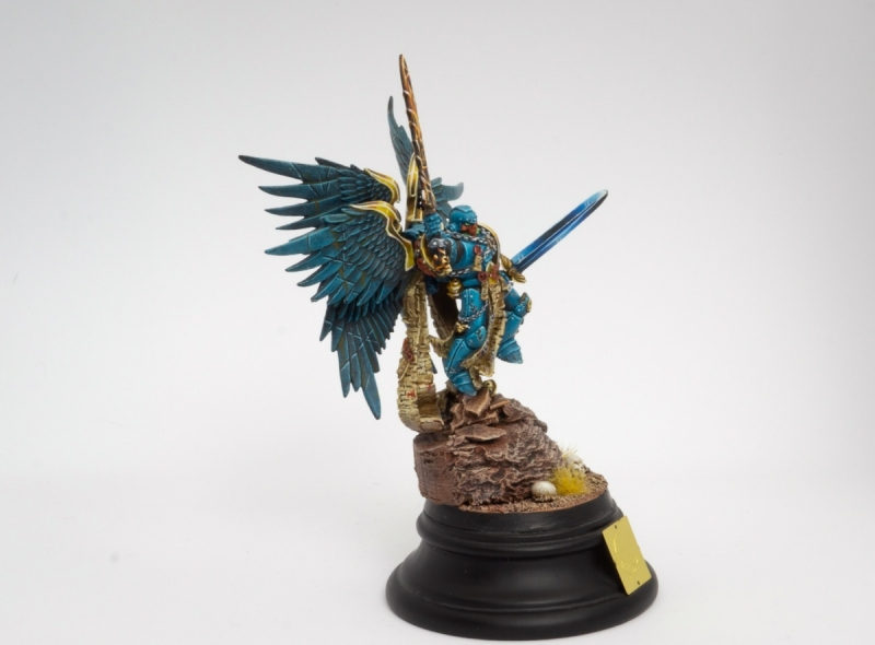 Winged Space Marine