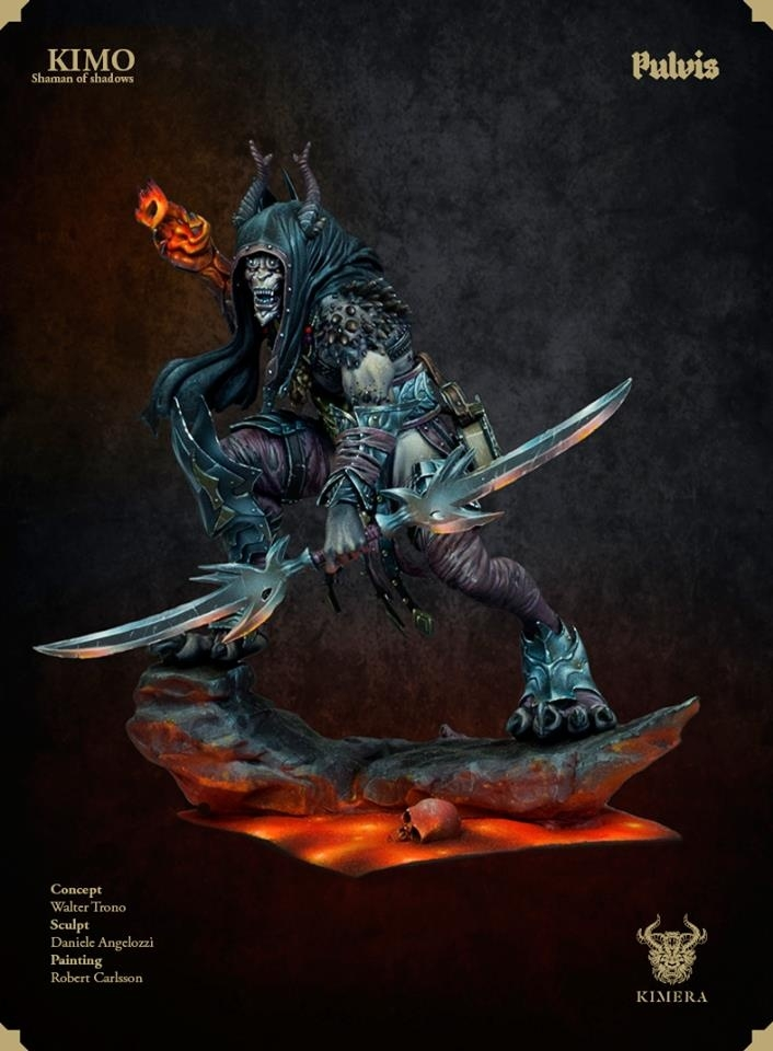 Kimo Shaman of Shadows