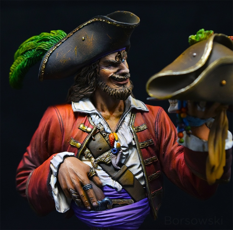 "The Pirate - ""What do you think, huh..?"""