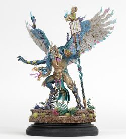 Kairos Fateweaver - Greater Daemon of Tzeentch