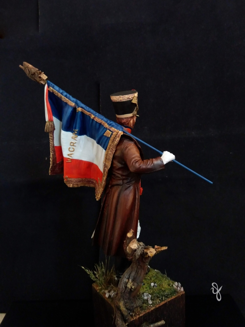 French Line Infatry Eagle bearer