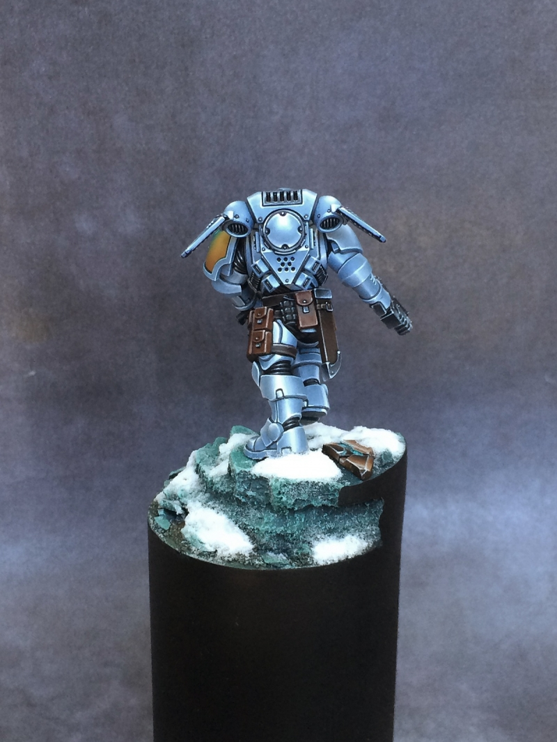 Space Wolves Reaver