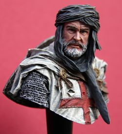 Templar Knight, Jerusalem (Young Miniatures)